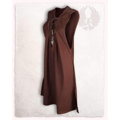 Lenora sleeveless tunic premium canvas