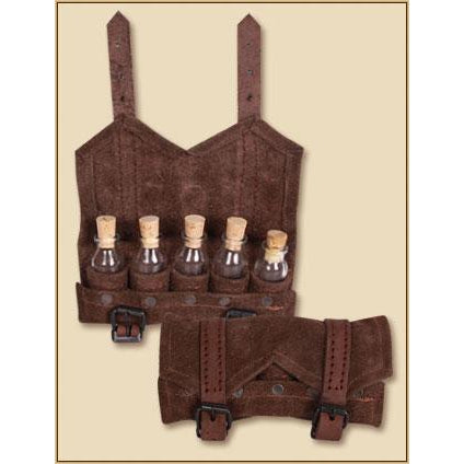 Potion Pouch Friedhelm brown