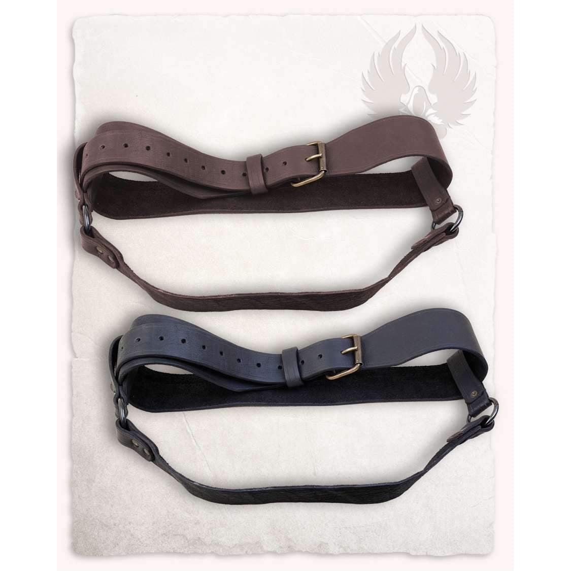 Gerard belt (brown)