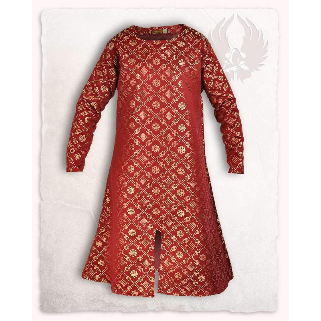Wolfram long tunic damasc rhombus