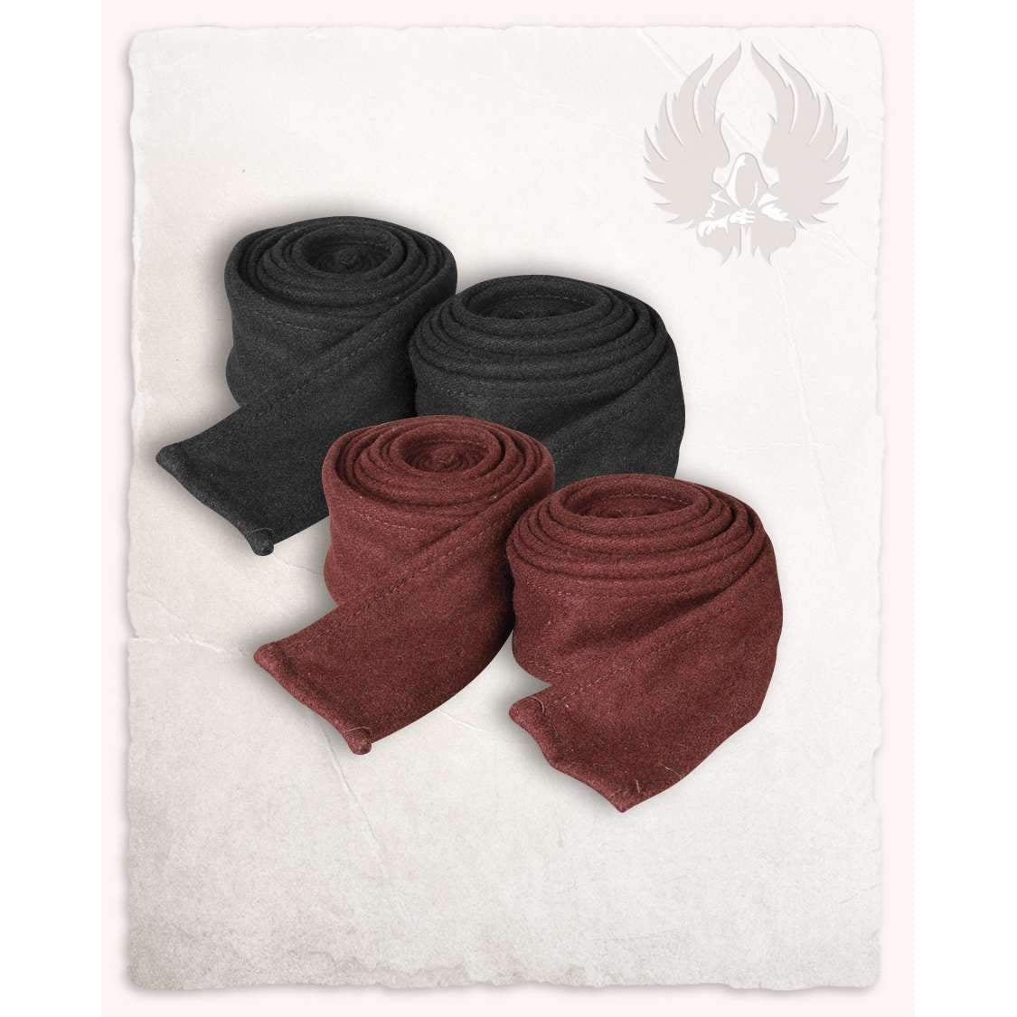 Hamond arm wraps wool