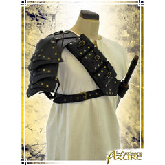 Multipouches Pauldron (Left shoulder) - Black