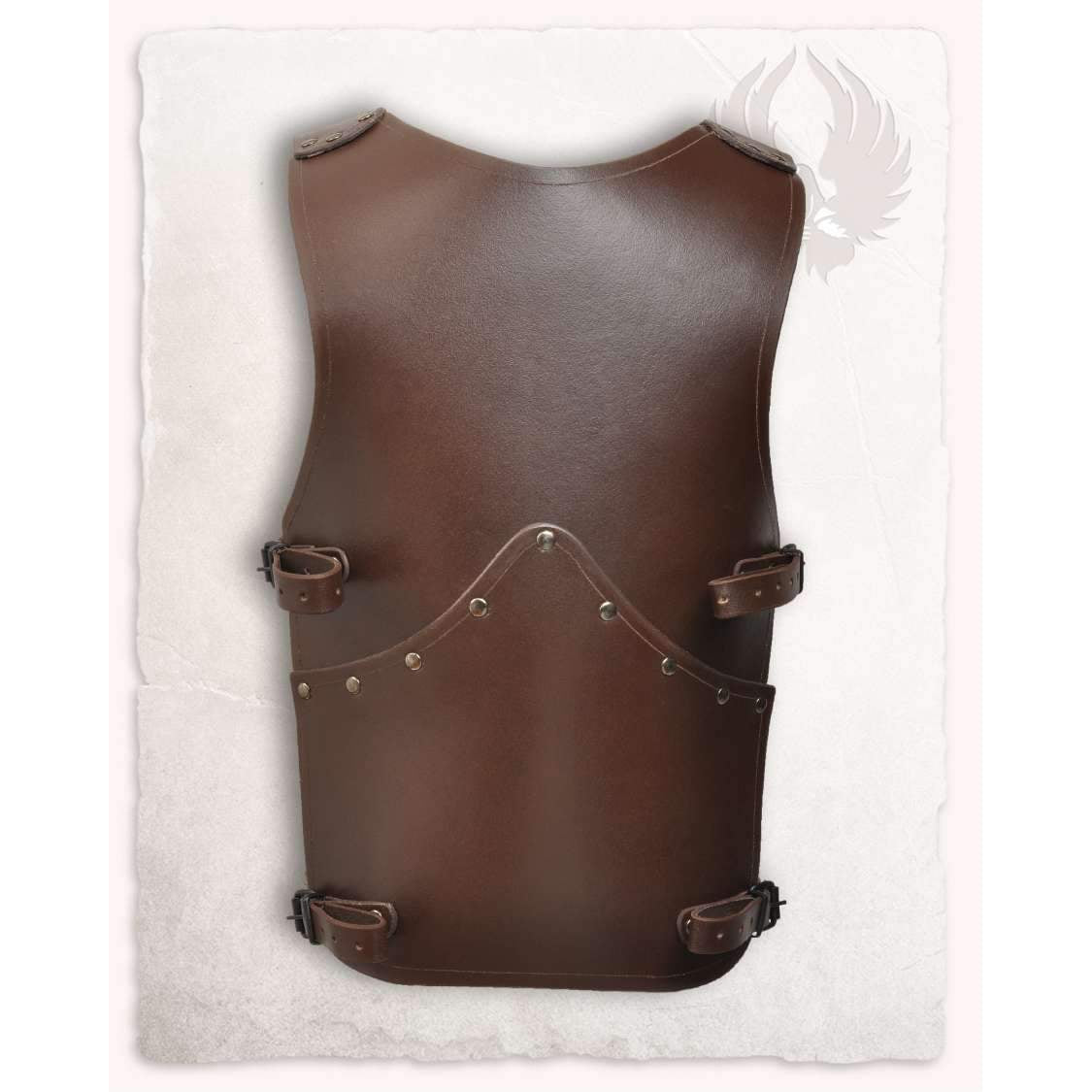 Tobi leather armour