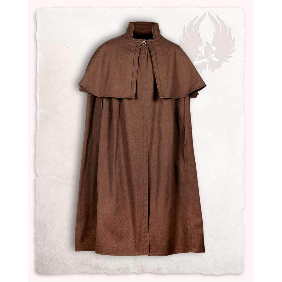 Bron cloak with pelerine canvas