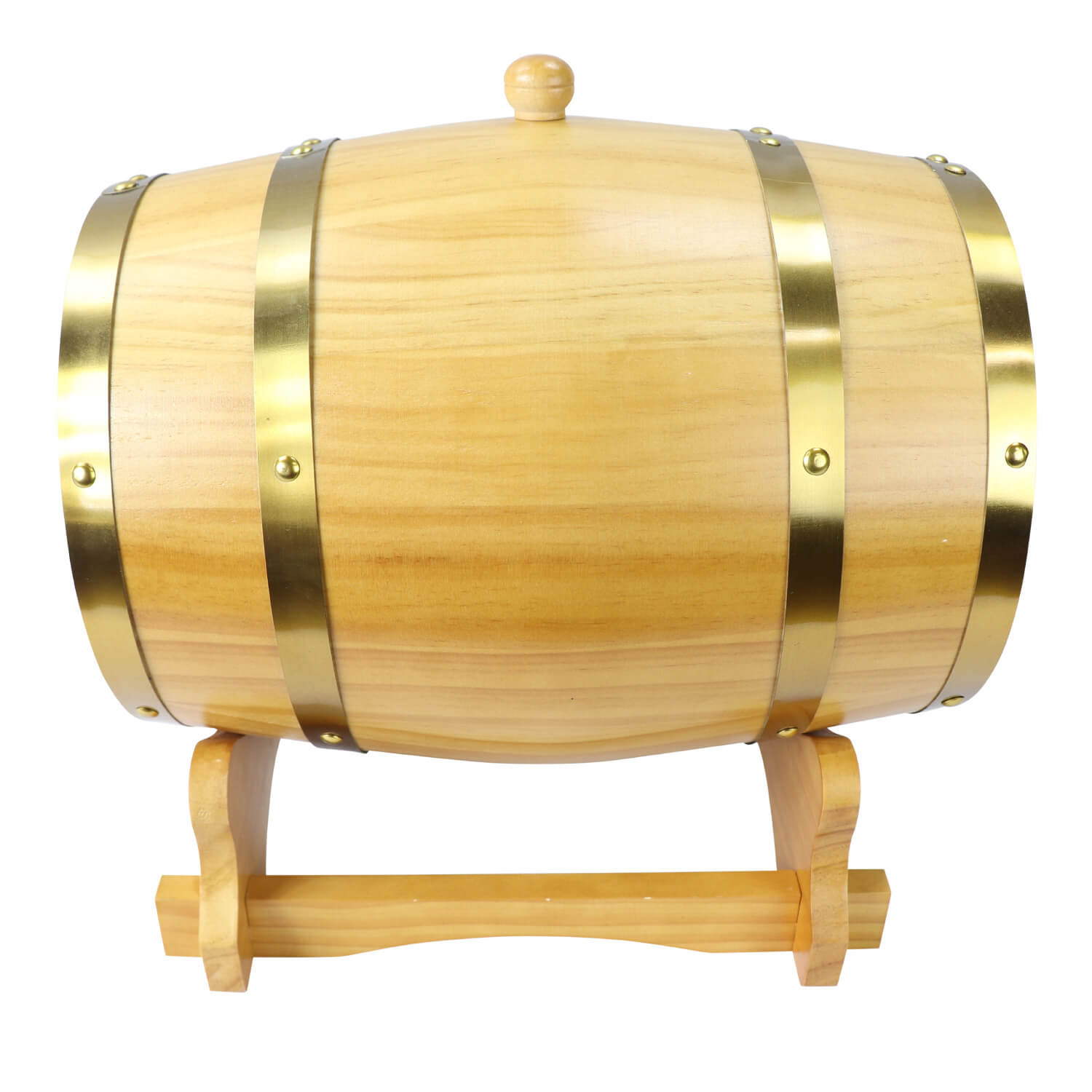 Wooden Barrel - 10L