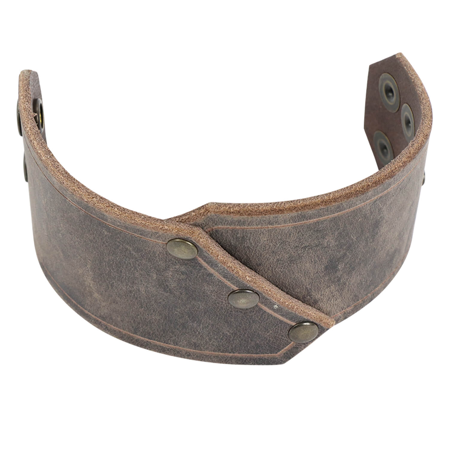 Jester Leather bracelet