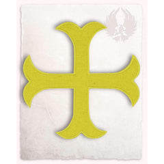 St. Benedicts cross patch