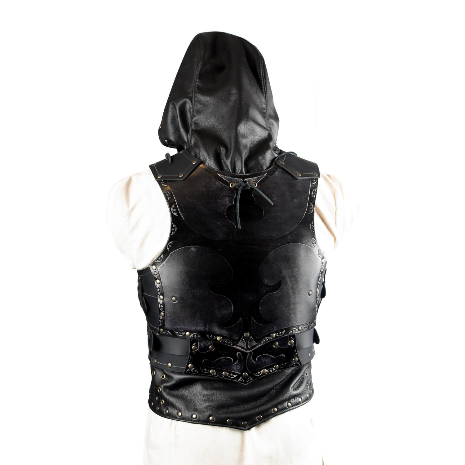 Assassin Armor with hood (Torso)