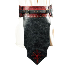 Chaos Large Belt with Skirt