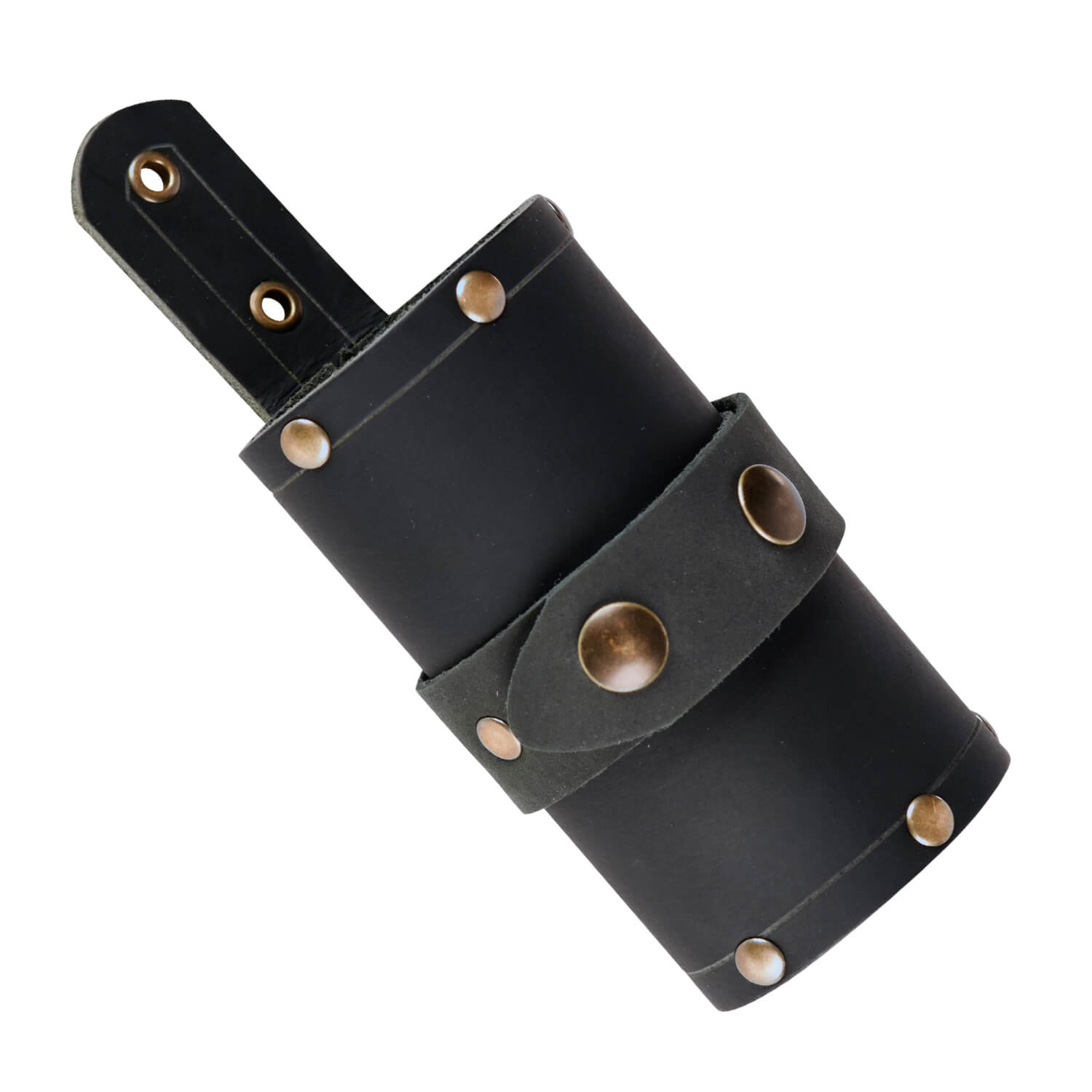 Removable Scabbard for Harness