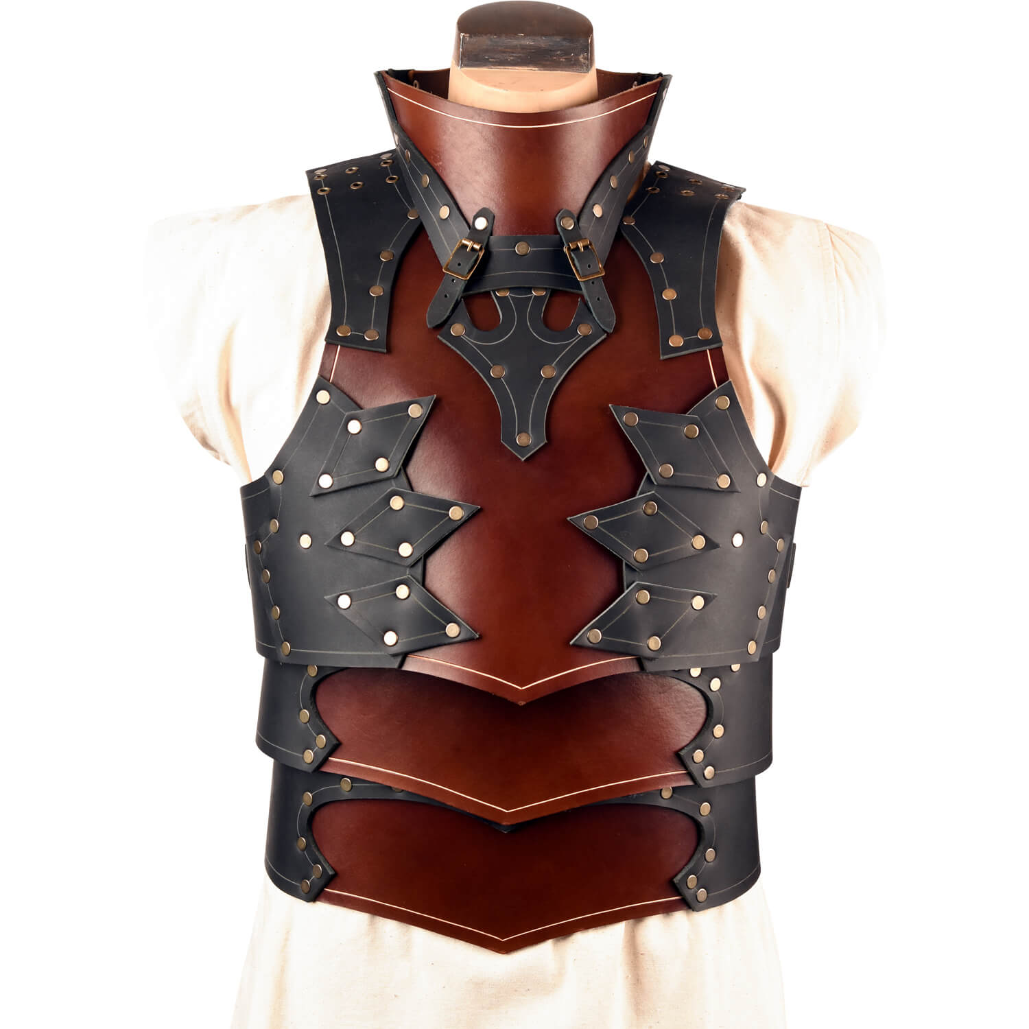 Knight's Armor (Torso with Gorget)
