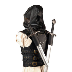Articulated Scoundrel Armor (Torso) with Hood