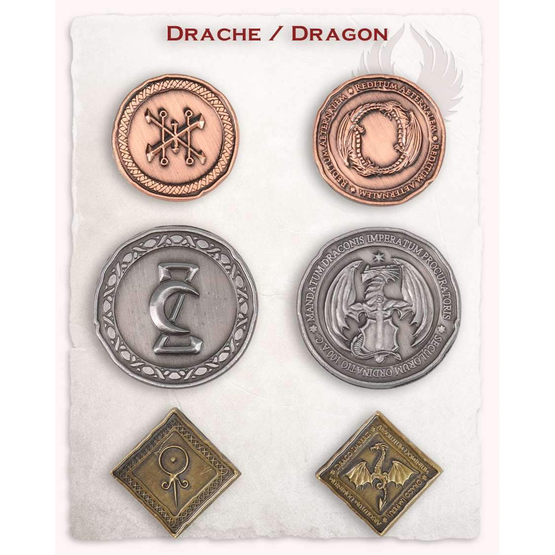 Larpcoins dragon