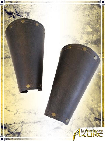 Neutral Bracers - Brown