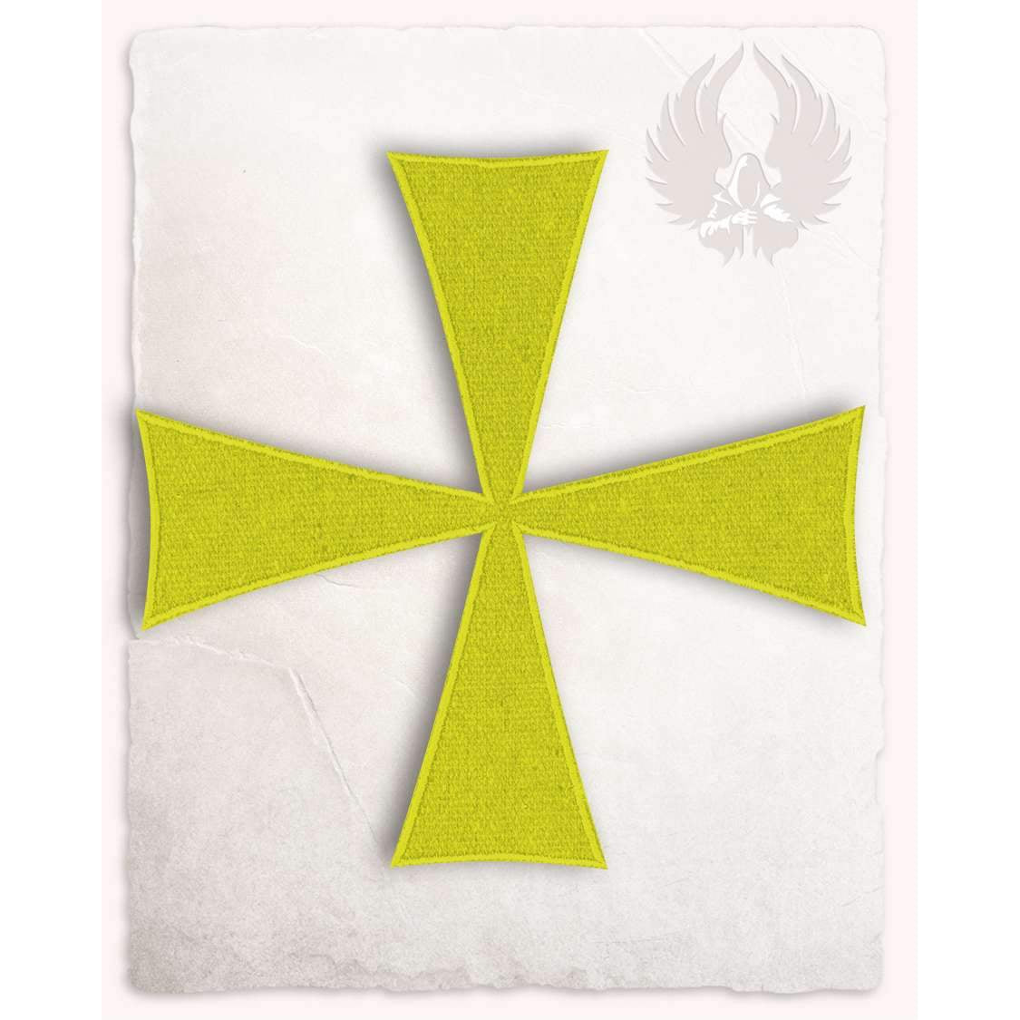 Templars cross patch