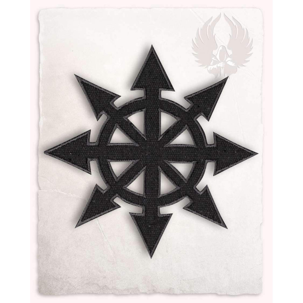 Chaos Star Patch Calimacil