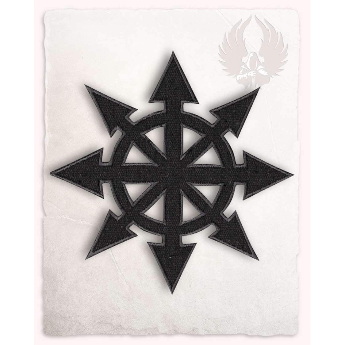 Chaos star patch