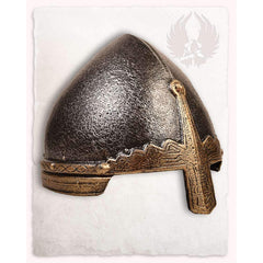 Childrens norman helmet