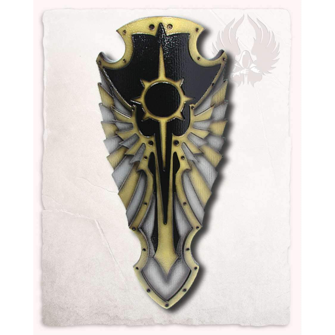 Medieval 2nd Ed. highpaladin shield