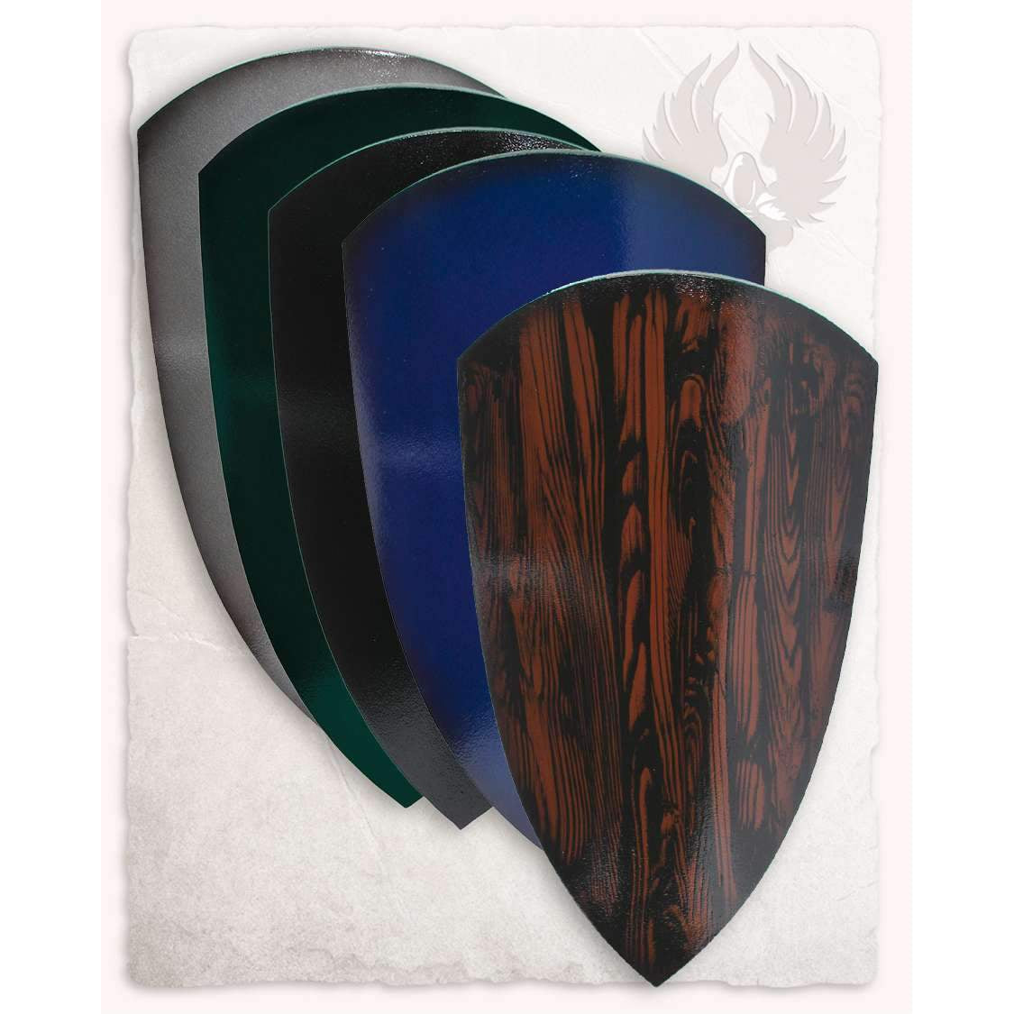 Medieval 2nd ed. squire´s shield