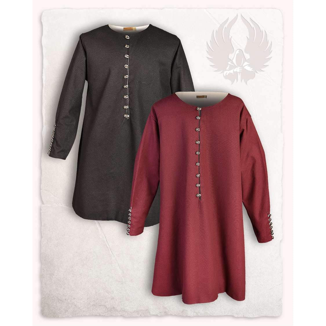 Rafael tunic premium canvas