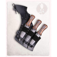 Doran throwing dagger holster