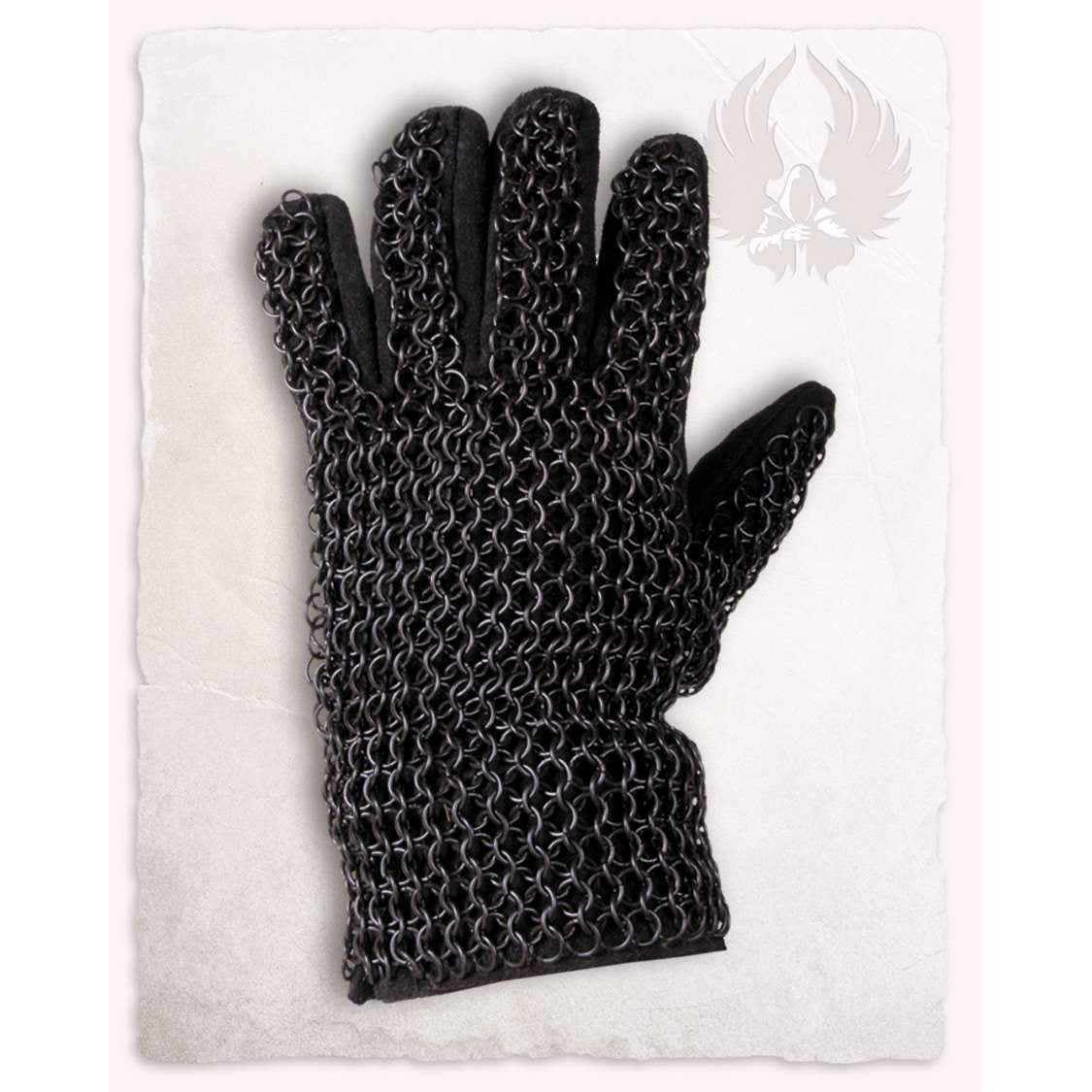 Richard chainmail gloves