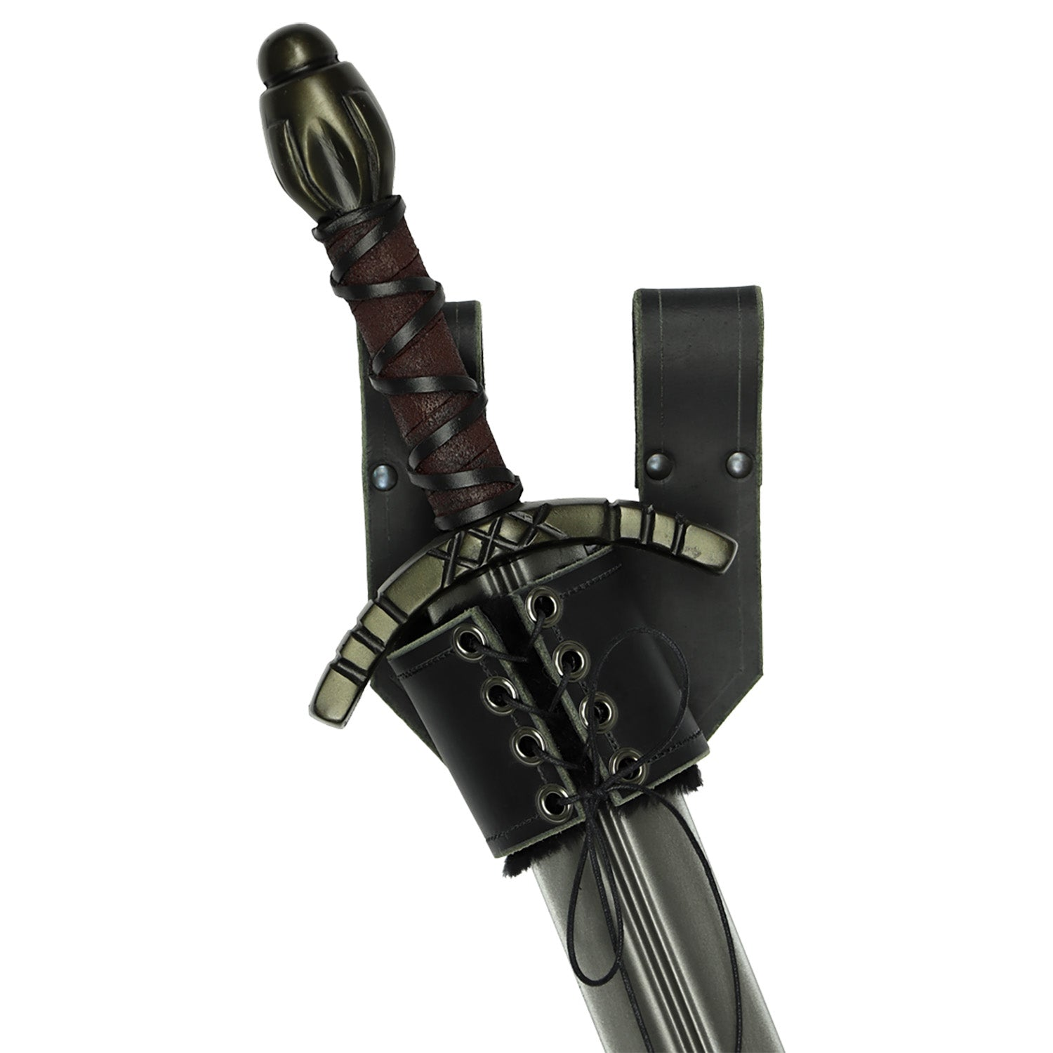 Guillaume's Scabbard with Fur (Large)