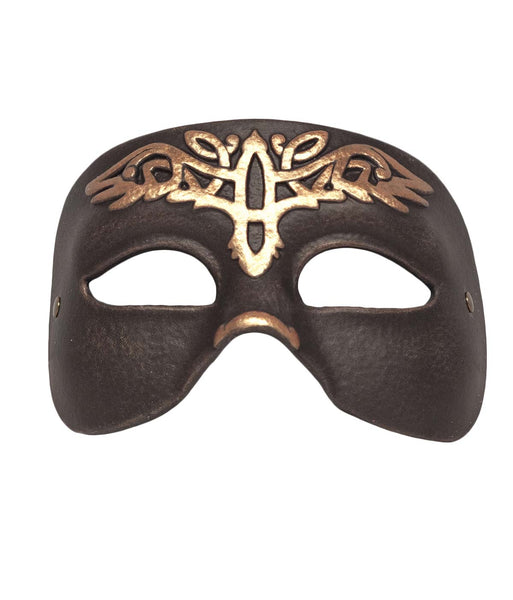 Celtic Crow Mask