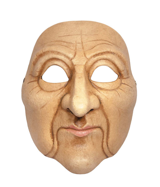 Elderly Woman Mask