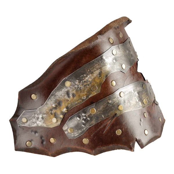 Destroyer Patched Pauldron