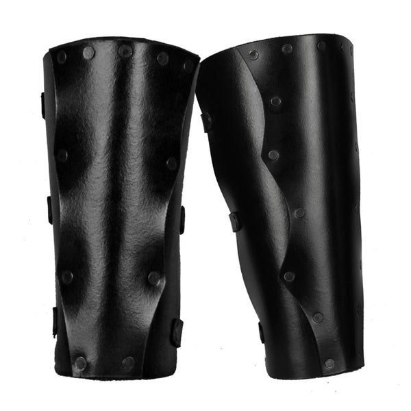 Rasmus Bracers (Black)