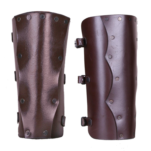 Rasmus Bracers (Brown)