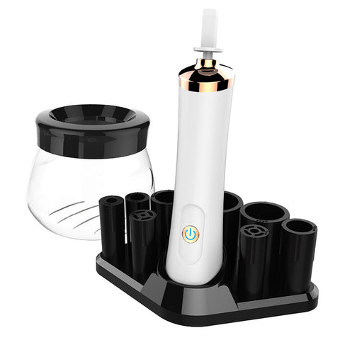 Image of Electric Makeup Brush Cleaner & Dryer