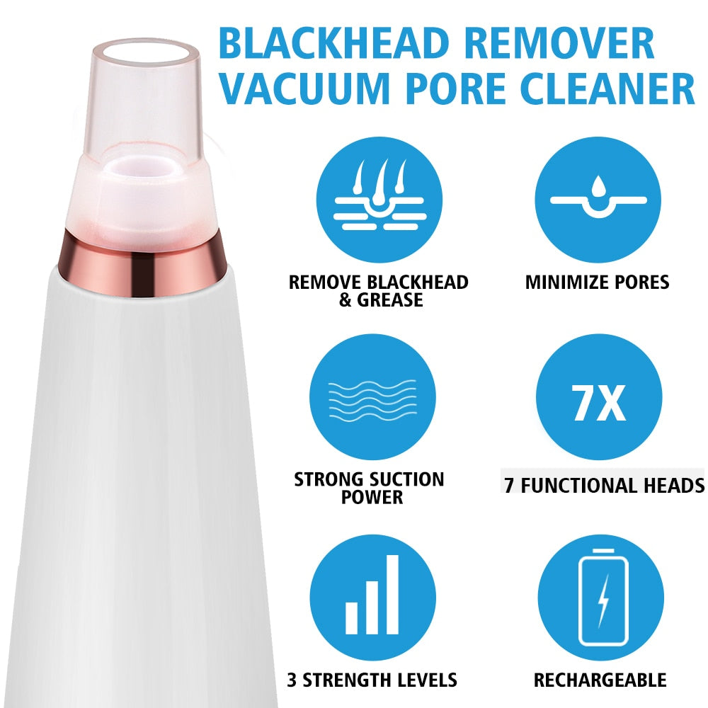 New Blackhead Remover Vacuum