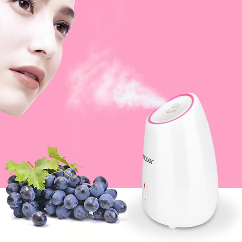 Image of Nano Ionic Facial Steamer