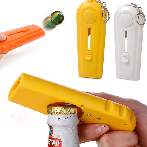 Image of Fun Ejection Beer Bottle Opener