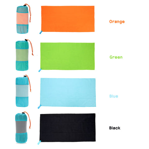 Image of Outdoor Quick Drying Microfiber Towel