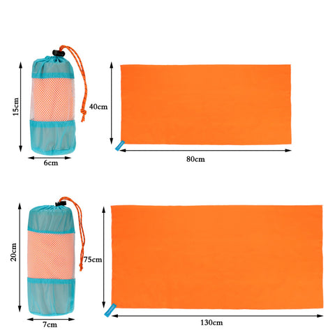 Outdoor Quick Drying Microfiber Towel