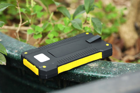 Image of Solar Power Bank & Portable Charger