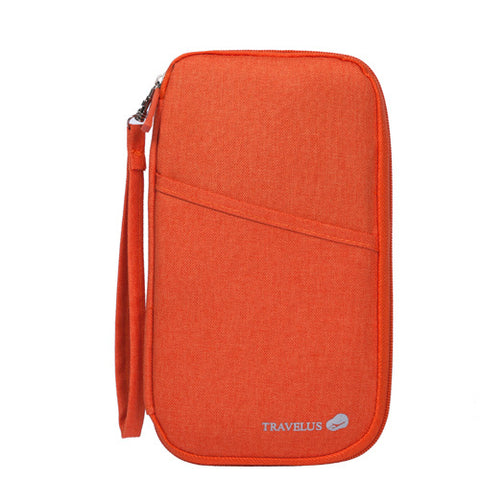 Image of Travel Document Organizer