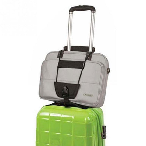 Image of Adjustable Carry On Suitcase Bungee Strap