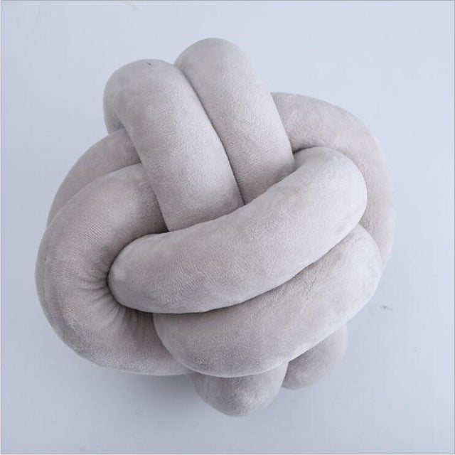 Knotted Pillow Ball
