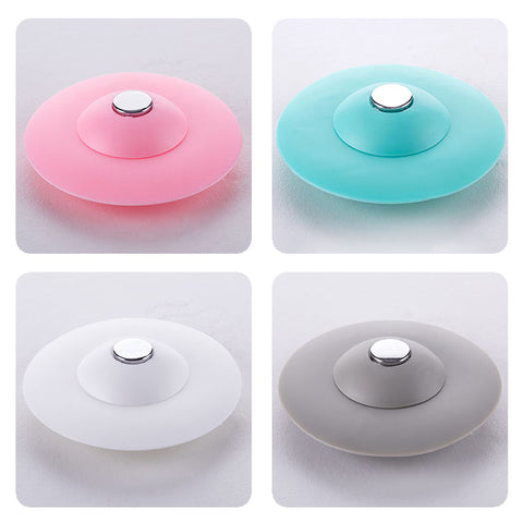Image of 4 PCS Multi-functional Drain Stopper