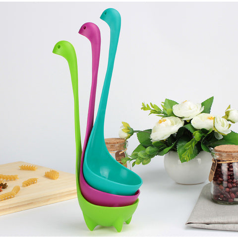 Image of Loch Ness Monster Ladle