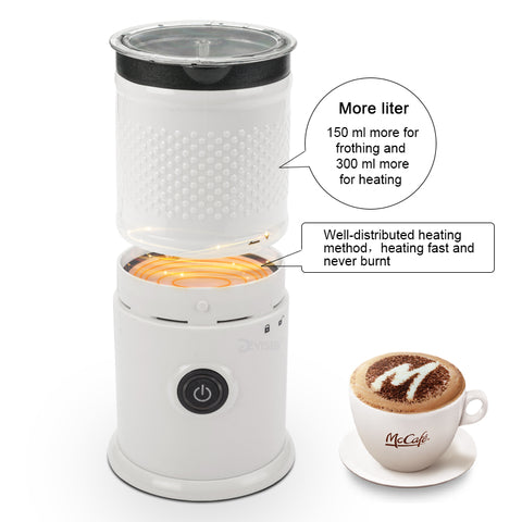 Automatic Milk Heater and Frother
