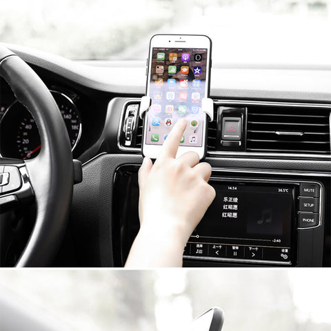 Image of Universal Gravity Car Phone Holder