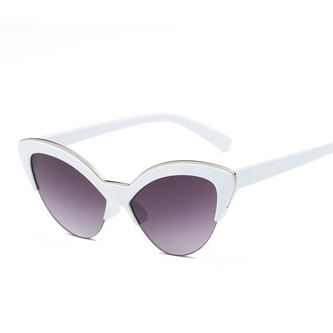 Image of Butterfly Cat Eye Sunglasses