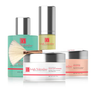 Leigh Valentine Skin Care - Premium All in One Skin Care Non-Surgical Face lift Kit