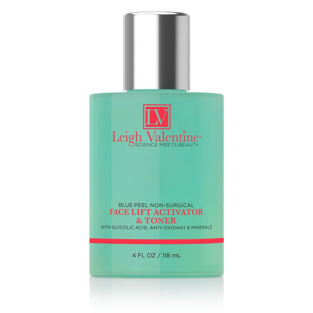 Leigh Valentine Blue Peel Non-Surgical Face Lift Activator